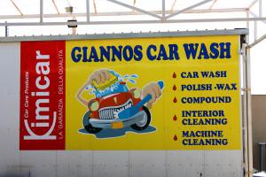 Giannos Car Wash Pissouri Limassol