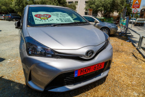 Lucky Car rent a car in Limassol Cyprus