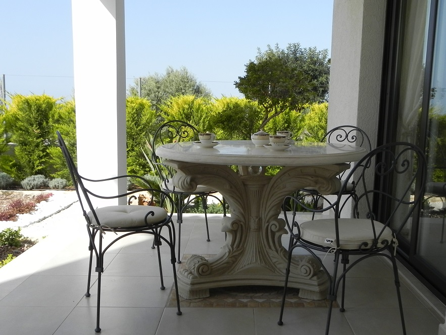 Petraland decorative stone manufacturing and sale in cyprus - Garden furniture cyprus ...