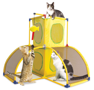 Игровой комплекс для котов