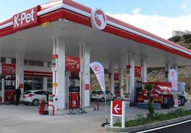 Бензин на Кипре