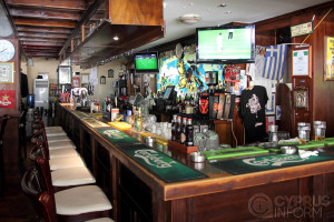 The Nags Head Pab Limasssol - Interior