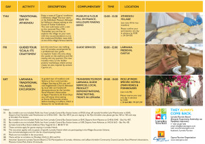 62265 Larnaka tourism board flyer