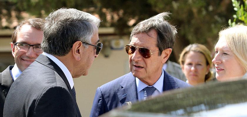 Cyprus reunification talks