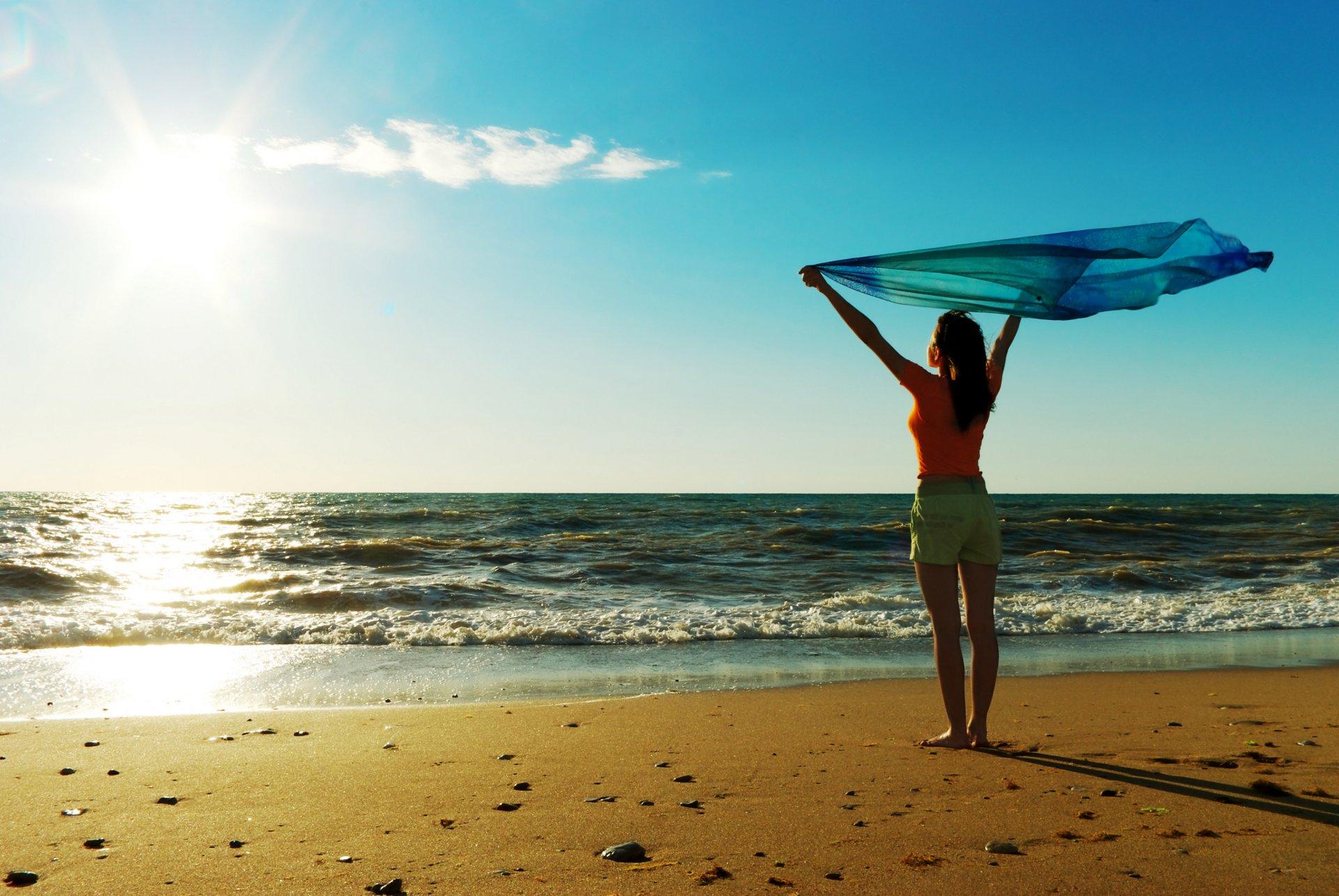Мечты о море прикольные картинки