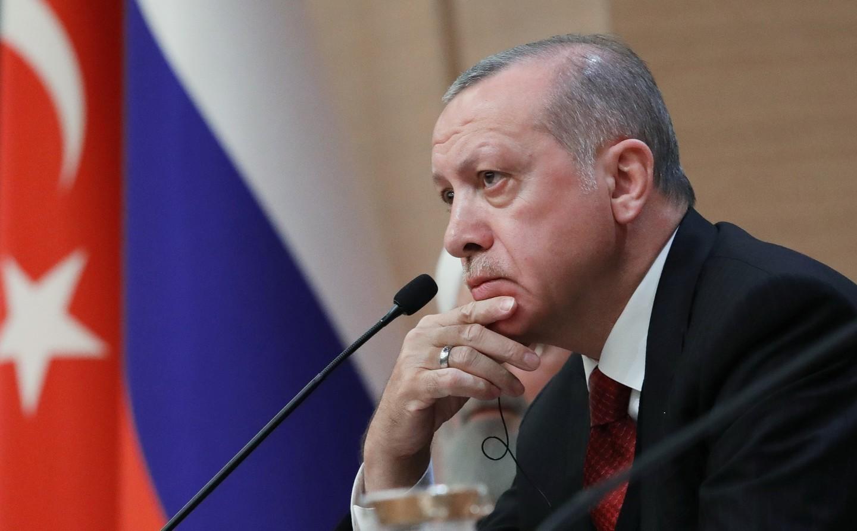 Президент Турции Реджеп Эрдоган. Фото: ©РИА Новости/Михаил Климентьев