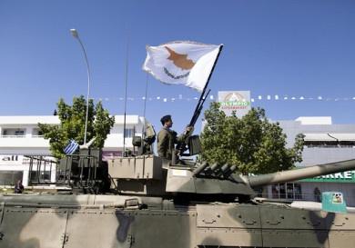 кипр военные